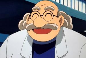 コナンの正体を知ってる人 阿笠博士