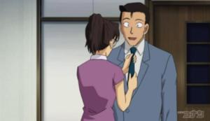毛利小五郎と妃英理は学生結婚3