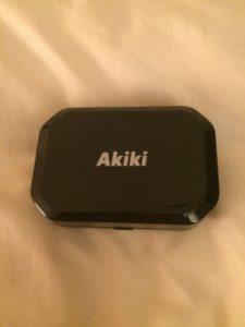 Akiki TWS-P10のレビュー