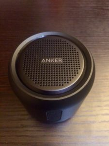 Anker SoundCore miniのレビュー