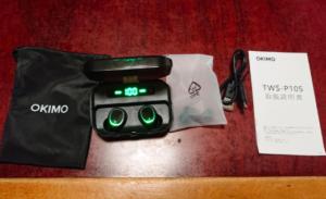OKIMO TWS-P10Sの付属品2