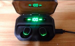 OKIMO TWS-P10Sの使い方2