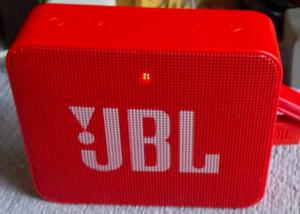 JBL GO2のペアリング設定