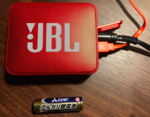 JBL GO2のレビュー2