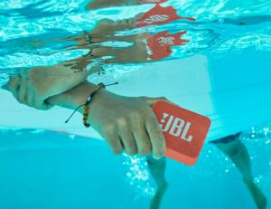 JBL GO2 完全防水