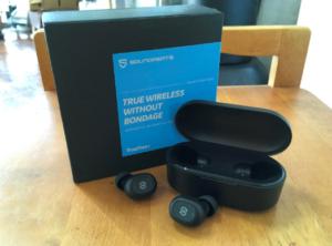 SoundPEATS TrueFree+のスペックや充電機能