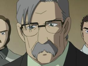 沖矢昴の正体を知ってる人物 ジェイムズ・ブラック