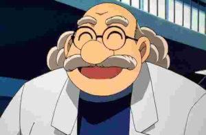 沖矢昴の正体を知ってる人物 阿笠博士