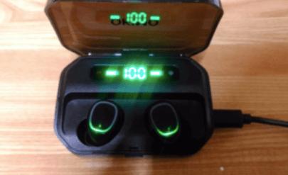 OKIMO TWS-P10Sの使い方