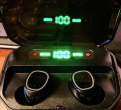 OKIMO TWS-P10Sレビュー 充電